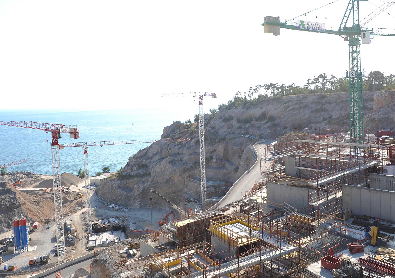 Regione autonoma friuli venezia giulia for Cantiere di costruzione