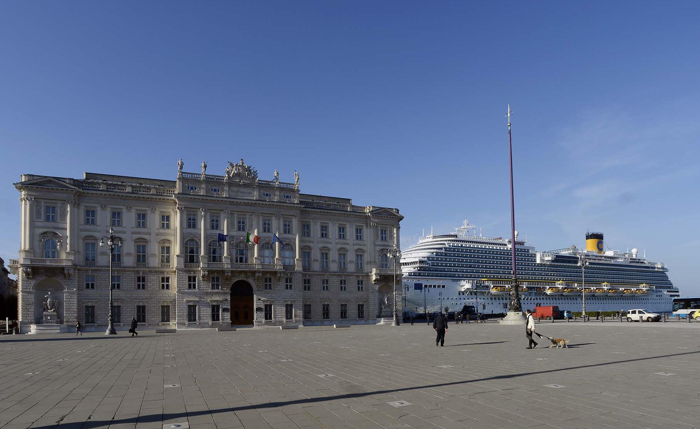Regione autonoma friuli venezia giulia nachrichten for Planimetrie del palazzo mediterraneo