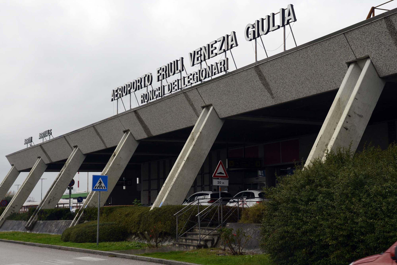 Aeroporto Ronchi Dei Legionari : Regione autonoma friuli venezia giulia sergio bolzonello