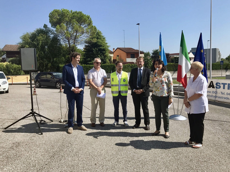Regione autonoma friuli venezia giulia notizie dalla giunta for L arredamento prata di pordenone