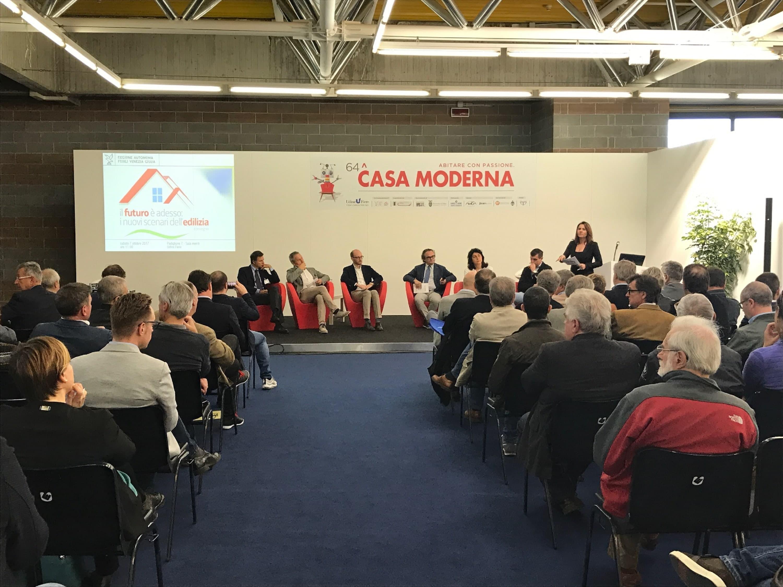 Regione autonoma friuli venezia giulia notizie dalla giunta for Fiera casa moderna