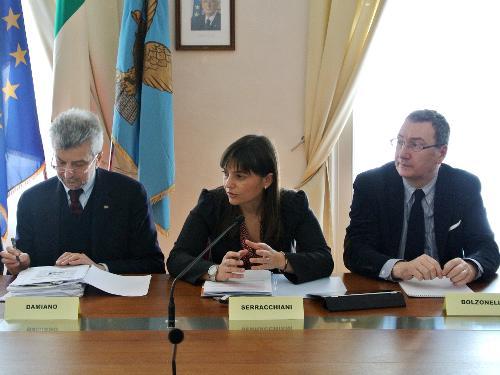 Regione autonoma friuli venezia giulia notizie dalla giunta for Commissione lavoro camera