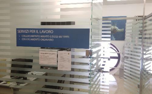 Lo Sportello dedicato ai Servizi per il Lavoro con sede presso l'Università - Trieste 04/07/2016