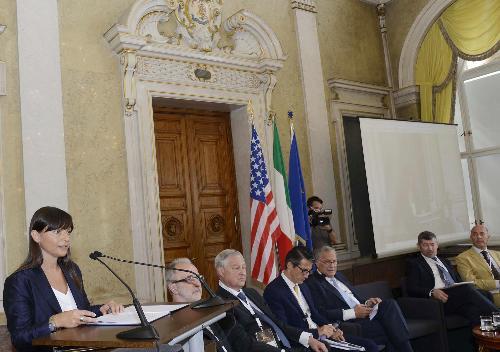INNOVATION FORUM: SERRACCHIANI, GRANDI OPPORTUNITÀ PER FVG E USA