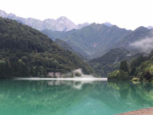 Lago di Barcis - 01/08/2016