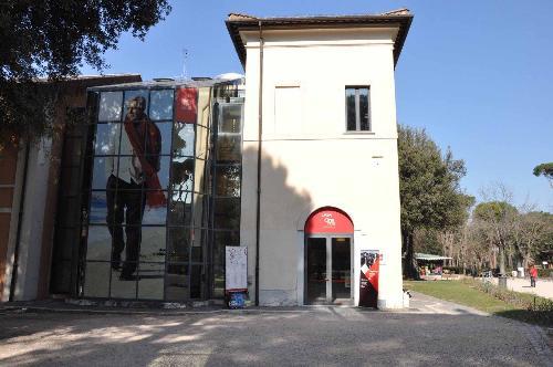 Casa del Cinema a Villa Borghese - Roma 15/02/2017