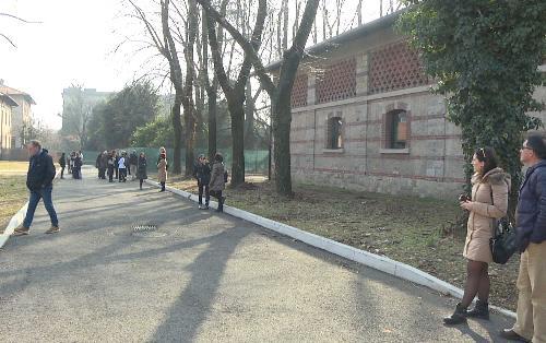 Museo friulano di storia naturale nell'area dell'ex macello - Udine 18/02/2017