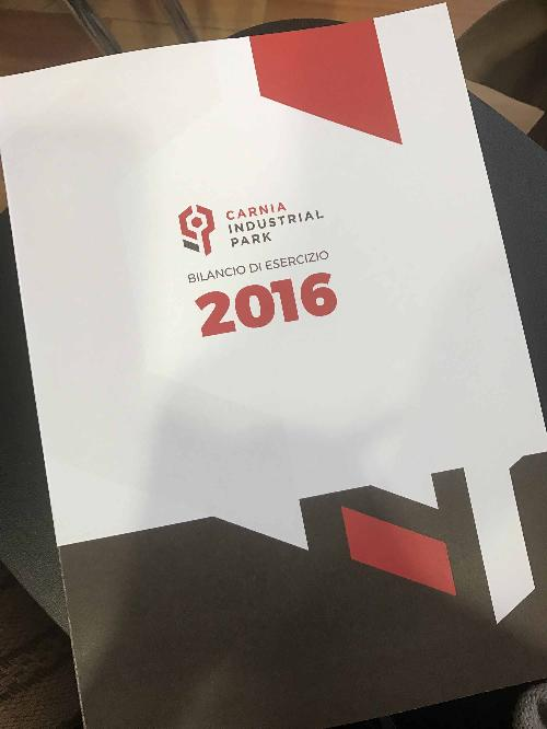 Assemblea dei soci del Carnia Industrial Park - Tolmezzo 10/05/2017