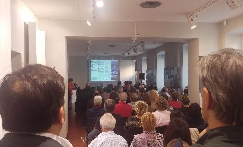 """Convegno sui cimiteri, nella sede del Museo della Comunità ebraica """"Carlo e Vera Wagner"""" - Trieste 17/05/2017"""