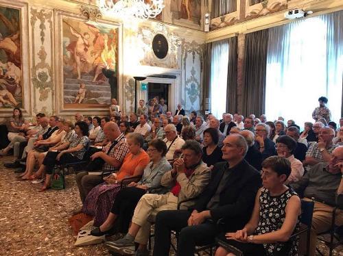 """Presentazione del libro """"Storia della Vite e del Vino in Friuli e a Trieste"""" - Udine 22/06/2017"""