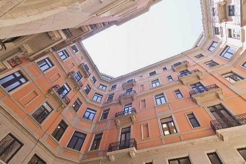 La sede ristrutturata della Regione Friuli Venezia Giulia in via Carducci 6 - Trieste 19/07/2017