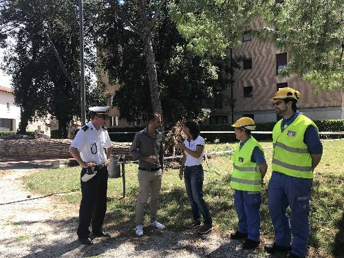 Maltempo: Serracchiani, a Udine danni ingenti ma interventi immediati