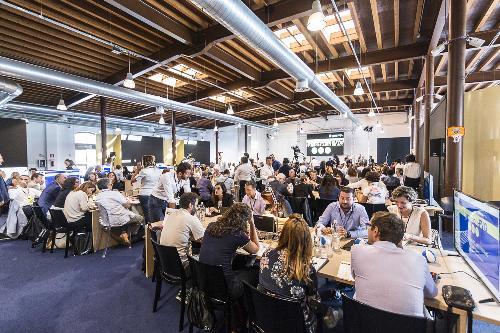"""Prima giornata del """"Forum Turismo in FVG"""", al Molo IV - Trieste 05/09/2017"""