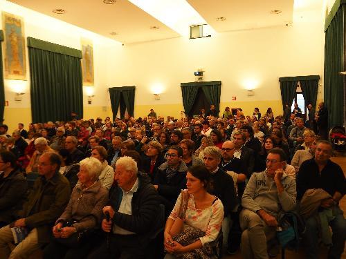 """Prima conferenza pubblica di presentazione del progetto """"Radon: misure in 1000 famiglie"""" - Trieste 05/10/2017"""