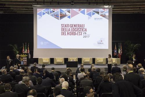 Stati generali della logistica del Nordest - Venezia 26/10/2017