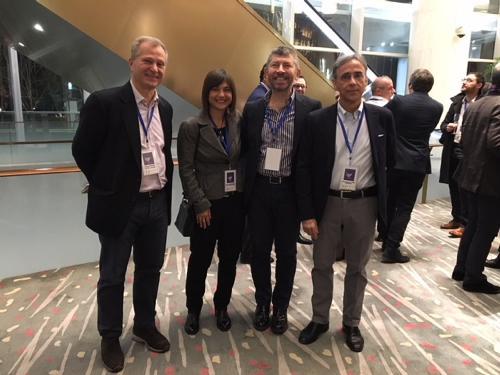 Debora Serracchiani (Presidente Regione Friuli Venezia Giulia) all'apertura del quarto raduno della comunità d'affari italiana in Cina - Yanqi Lake (Cina), 01/12/2017