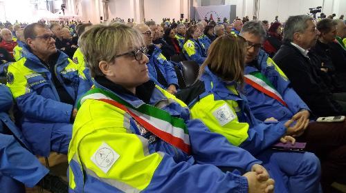 Giornata del volontario della Protezione civile - Pordenone 02/12/2017