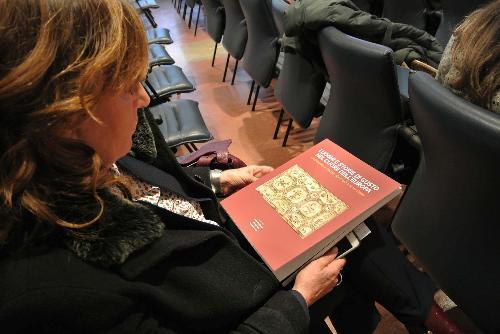 """Presentazione del volume """"Luoghi e storie di gusto nel cuore dell'Europa"""" - Udine 06/12/2017"""