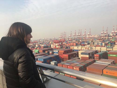 Debora Serracchiani (Presidente Regione Friuli Venezia Giulia) - Shanghai 05/12/2017