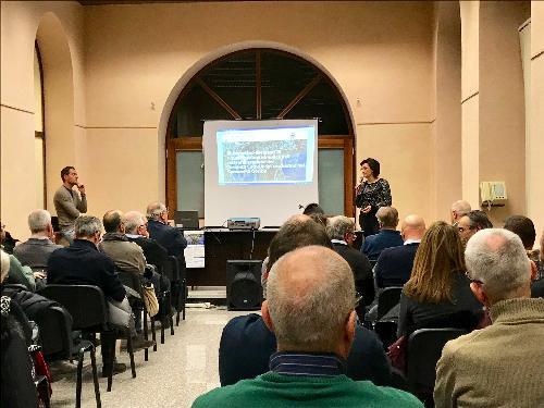 Sara Vito (Assessore regionale Ambiente ed Energia) - Gorizia 07/12/2017