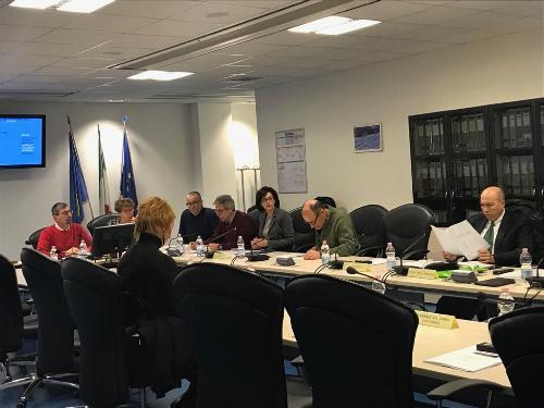 Sara Vito (Assessore regionale Ambiente ed Energia) al Consiglio delle autonomie locali (Cal) - Udine 21/12/2017