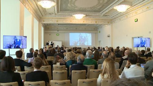 Partecipanti al Forum dello Sport Fvg 2018 - Trieste 20/01/2018