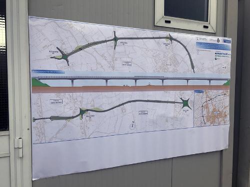 Progetto per la costruzione della circonvallazione - San Vito al Tagliamento 08/02/2018