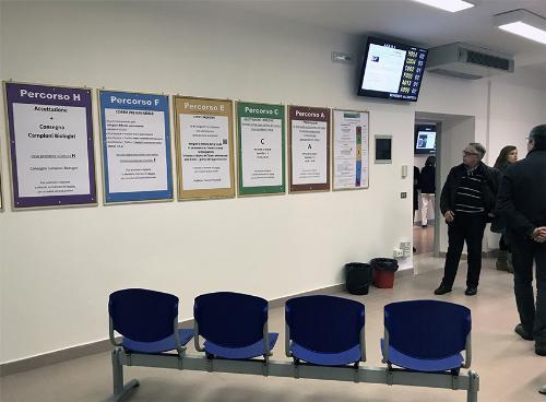 Nuovo Centro prelievi - Maniago 16/03/2018