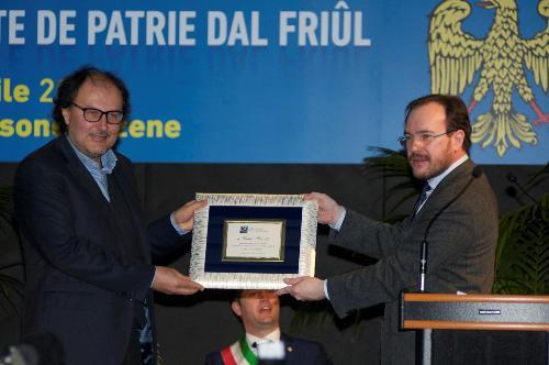 Te foto: Valter Sivilotti e William Cisilino, credit Giordano Sala