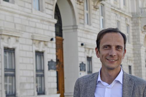 Massimiliano Fedriga, presidente del Friuli Venezia Giulia
