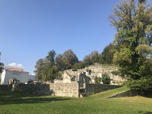 Una veduta del Forte di Osoppo - Osoppo, 10 ottobre