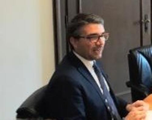 L'assessore alla Sicurezza del Friuli Venezia Giulia, Pierpaolo Roberti