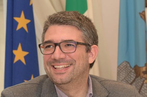 L'assessore FVG alle Autonomie locali, Pierpaolo Roberti