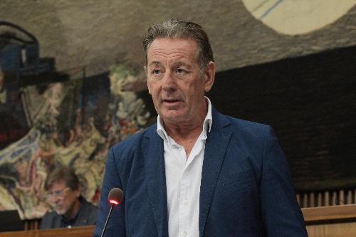 Fabio Scoccimarro, assessore regionale Ambiente ed Energia