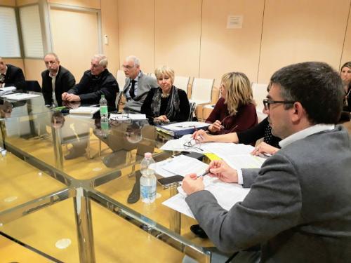 L'assessore regionale alle Autonomie locali e corregionali all'estero, Pierpaolo Roberti, incontra i rappresentanti delle associazioni dei corregionali - Udine, 6 marzo.