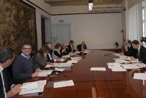 Pierpaolo Roberti, assessore regionale Autonomie locali