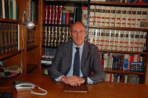 Diego Antonini, il presidente di Insiel indicato dalla Giunta