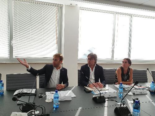 Bini al Comitato imprenditoria giovanile della Camera di Commercio di Pordenone e Udine