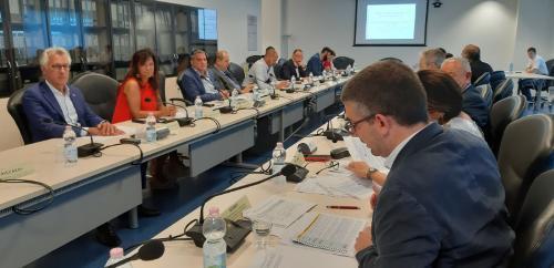 La seduta del Consiglio delle Autonomie Locali - Udine, 5 agosto 2019