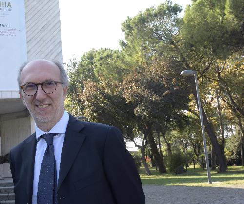 Il vicegovernatore e assessore alla Salute Riccardo Riccardi