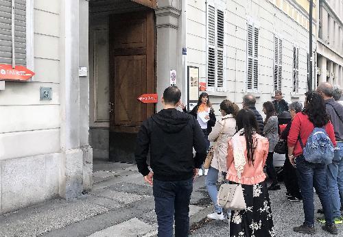 In occasione delle Giornate Fai d'autunno e in concomitanza con la Barcolana, nel capoluogo regionale il gruppo Fai Giovani di Trieste ha organizzato un itinerario incentrato sul Borgo Giuseppino, con la visita ai palazzi Brambilla Morpurgo e Vivante, entrambi in largo Papa Giovanni XXIII, e al Palazzo Vescovile, noto anche come Palazzo Vicco, in via Cavana 6.
