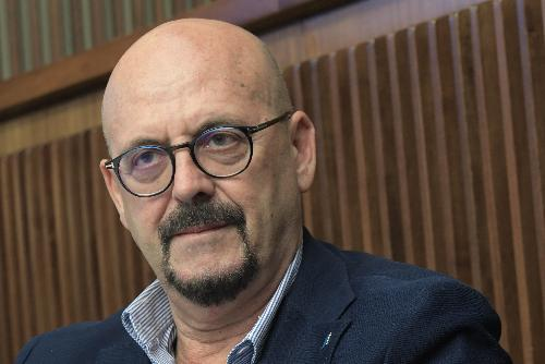 L'assessore regionale ai Sistemi informativi, Sebastiano Callari