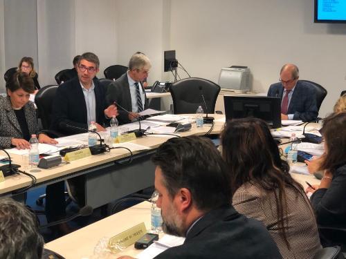La seduta del Consiglio delle autonomie in cui è stata approvata all'unanimità la legge di Stabilità 2020
