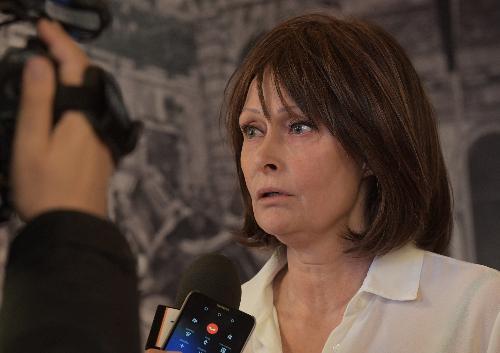 L'assessore alla Formazione del Friuli Venezia Giulia, Alessia Rosolen