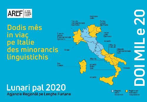 Il lunari 2020 de Arlef