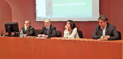 Il vicegovernatore Riccardi alla Conferenza dei servizi a Monfalcone