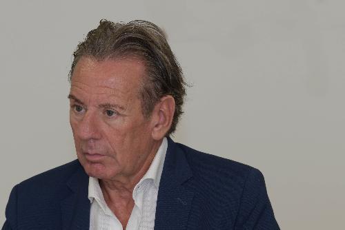 L'assessore regionale Fabio Scoccimarro