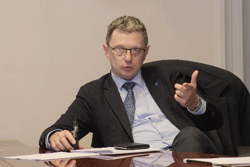 Stefano Zannier, assessore regionale alla Montagna