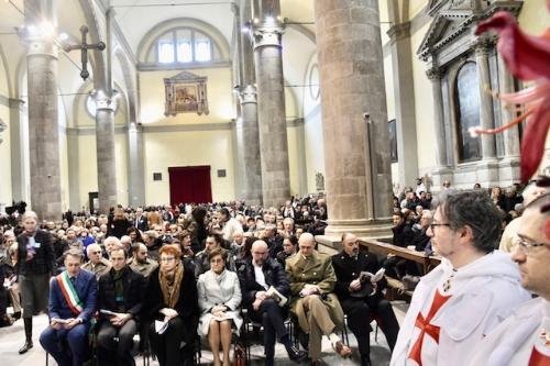 La Santa Messa dello Spadone del duomo di Cividale