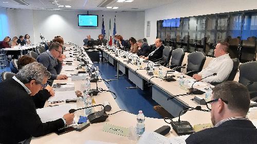 Riunione del Consiglio delle autonomie locali